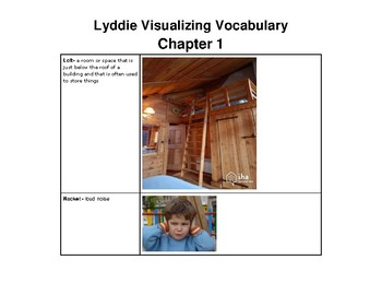 Lyddie Comprehension, Essays and Vocabulary Bundle