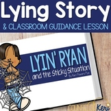 Lying Activity: Lying Classroom Guidance Lesson for Lying Behavior