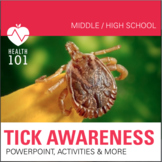 Lyme Disease: Tick Safety- Signs, Symptoms & Prevention