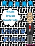 Lyndon B. Johnson {Character Man}