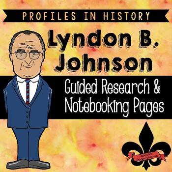 Lyndon B. Johnson Guided Research Activity