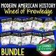 Lyndon B. Johnson Presidency Activity, Wheel of Knowledge (Interactive Notebook)