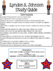 Lyndon B. Johnson Study Guide