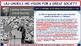 Lyndon Johnson & the Great Society (1964-1968) PP Notes for U.S. History Classes