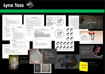 Lynx Toss:  Population Ecology for Middle School