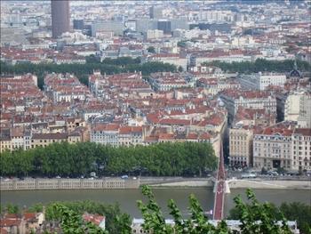 Lyon, ville pleine de charme