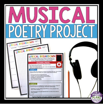 POETRY MUSIC PROJECT