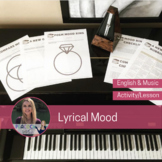 Lyrical Mood (The Ghost of Tom Joad) - Lesson Plan and Worksheets