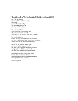 Lyrical Spotlight: Informal Speech Unit and Poetry Activity