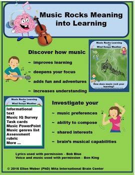 Music for Learning - Find Focus and Meaning in Rhythm