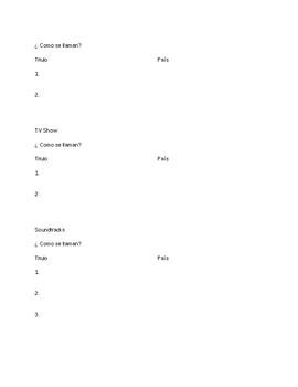 Lyrics training assignment