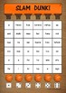 Māori High Frequency Words – Basketball Game