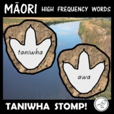 Māori High Frequency Words – Taniwha Stomp