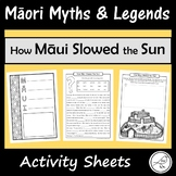 Māori Myths and Legends – How Māui Slowed the Sun