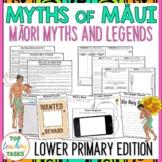 Māori Myths and Legends | Māui Myths | Maori Language Week
