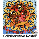 Māui and the Sun Collaborative Poster (Tamanuiterā)