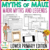 Māori Myths and Legends - Māui Myths