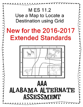 M 11.2 Use a Grid Map NEW Extended Standards AAA