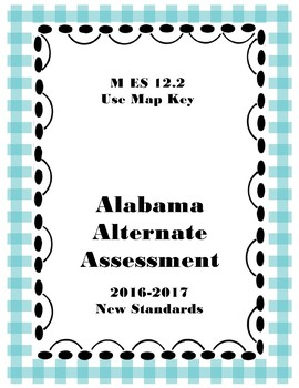 M 12.2 Use a Map Key NEW Extended Standards AAA