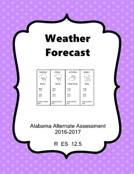 M 12.5 Weather Forecast NEW Extended Standards AAA