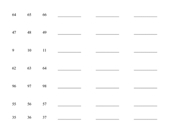 M 3.1 Extended Standard Teaching Materials Count to 100