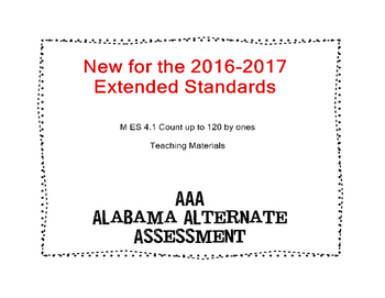 M 4.1 Extended Standard Teaching Materials Count to 120