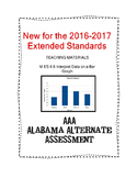 M 4.6 Extended Standards Interpret Data on a Bar Graph NEW AAA