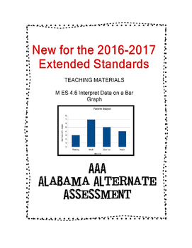 M 4.6 Extended Standards Interpret Data on a Bar Graph NEW AAA