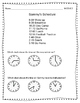M 6.3 Extended Standards Time Analog Clock to 5 Minutes Al