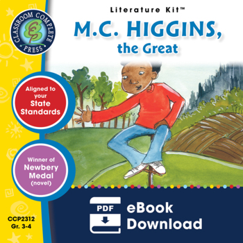 M.C. Higgins, the Great Gr. 3-4
