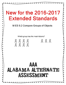 M 9.2 Compare Groups of Obejcts NEW Extended Standards AAA