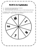M.I.N.T.S. for Capitalization Interactive Notes