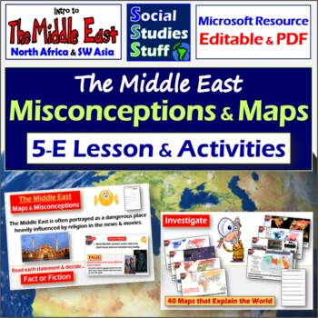 Introduce the Middle East Region- Complete Lesson (SW Asia and North Africa)