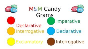 M & M Candy Gram