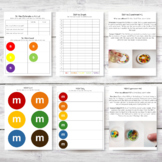 M&M Candy Learning Pack