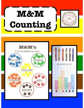 M&M Counting Skills
