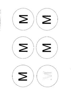 M&M Fraction Activity