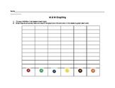 M & M Graphing Sheet