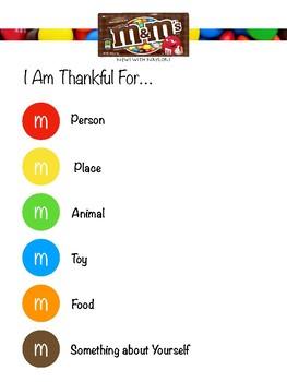 M M Gratitude Prayer Game By Play Beyond The Box Tpt