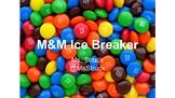 M&M Ice Breaker Activity