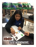 M&M Math: Candy Counting and Graphing of Mean, Mode, Median, and Range