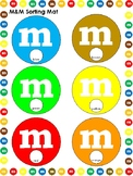 M&M Math themed Activities