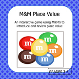 Place Value with M&M's