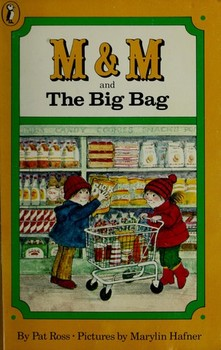 M & M and the Big Bag Comprehension Packet