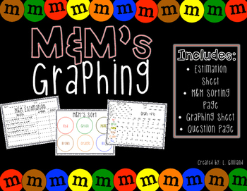 M&M's Graphing! 2.MD.10