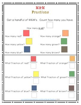 M&M's Math