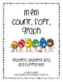 M&M sort and graph