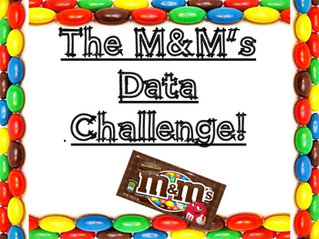 M&Ms Math Data Challenge