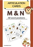 M, N  Articulation Bundle