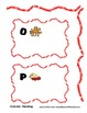M N O P Letter Alphabet Font Sorting File Folder Resource Literacy Activity